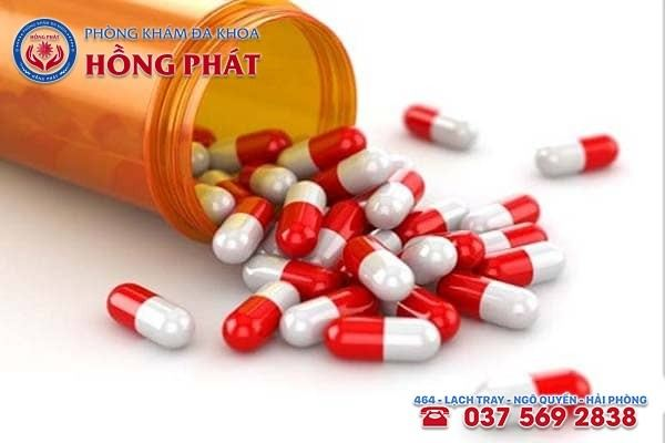 Điều trị phì đại cổ tử cung bằng thuốc