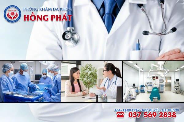 Đa khoa Hồng Phát là phòng khám sản phụ khoa uy tín và chuyên nghiệp