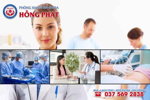Phòng khám Hồng Phát là địa chỉ phá thai an toàn hiện nay