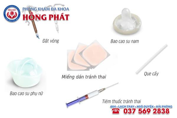 Những phương pháp tránh thai an toàn