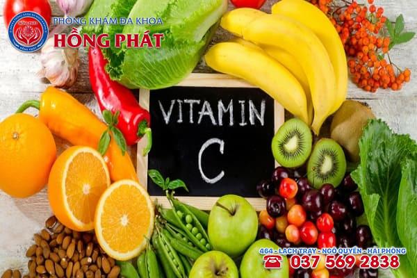 Bổ sung các chất dinh dưỡng để giúp sức khỏe và tử cung sớm hồi phục