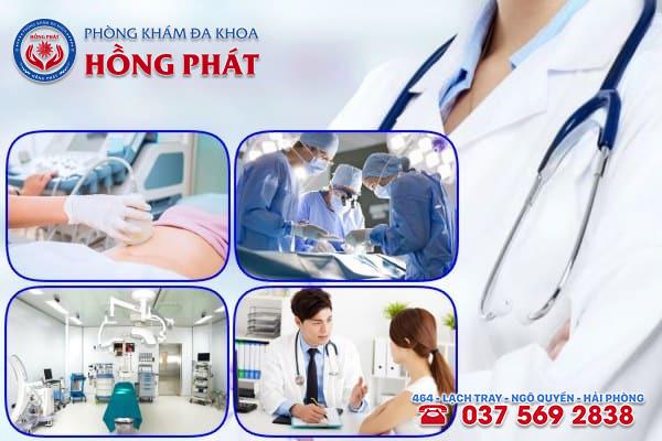 Phòng khám Hồng Phát là địa chỉ nạo hút thai an toàn và chuyên nghiệp