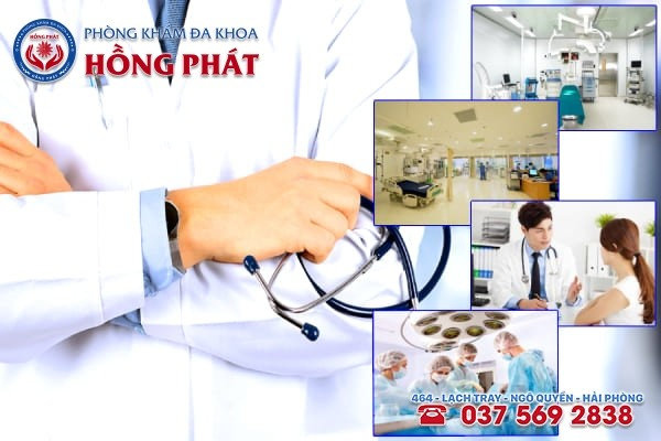 Phòng khám Hồng Phát - Địa chỉ khám chữa trị bệnh phụ khoa an toàn và chuyên nghiệp
