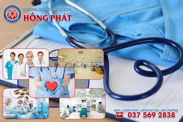 Khám chữa bệnh rong kinh ở đâu tốt nhất tại Hải Phòng?