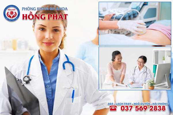 Đa khoa Hồng Phát là địa chỉ khám thai sản uy tín hiện nay