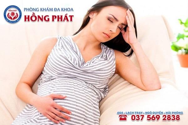 Bệnh trĩ khi mang thai có thể gây ảnh hưởng đến sức khỏe của cả mẹ và bé