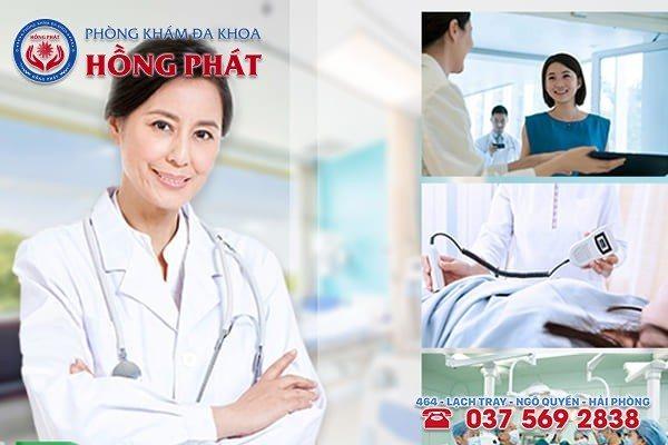 Đa Khoa Hồng Phát - Địa chỉ chăm sóc sức khỏe sinh sản toàn diện