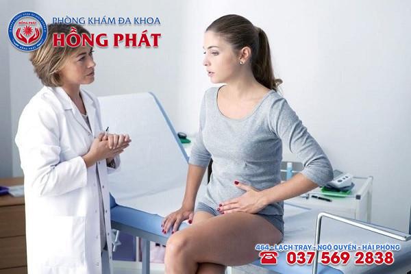 Dựa vào cấp độ sa tử cung mà bác sĩ sẽ áp dụng phương pháp điều trị bệnh phù hợp