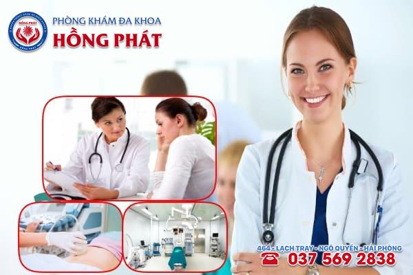 Đa khoa Hồng Phát là phòng khám thai sản uy tín và chuyên nghiệp