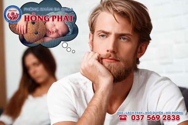 10 dấu hiệu yếu sinh lý ở nam giới dễ nhận biết nhất