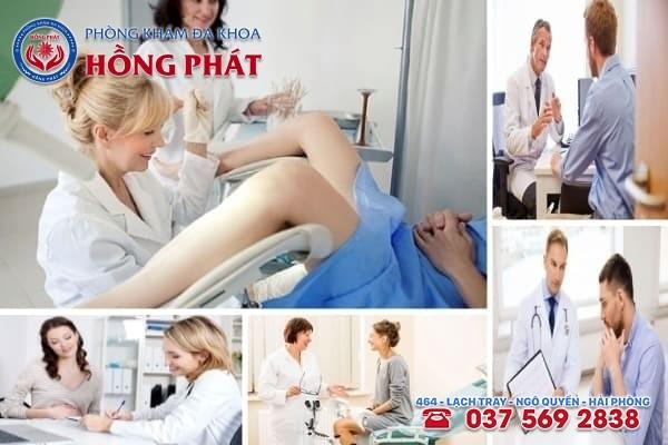 Phòng khám Hồng Phát là địa chỉ chữa bệnh vô sinh hiệu quả và chuyên nghiệp