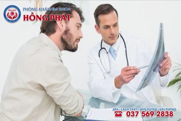 Nam giới nên và cần thăm khám bệnh nam khoa định kỳ để kiểm soát sức khỏe tốt nhất