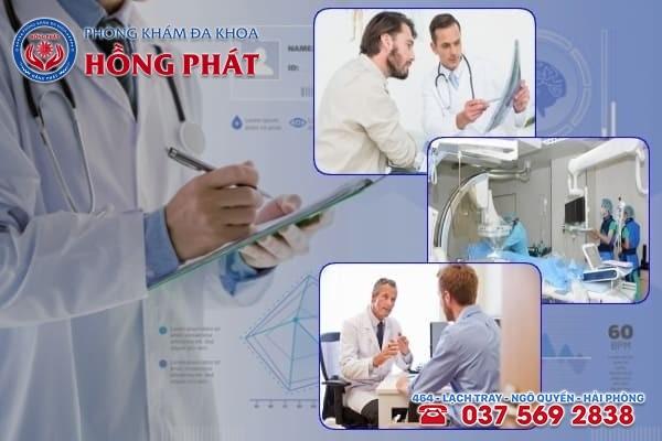 Đa khoa Hồng Phát là địa chỉ chữa bệnh xuất tinh ngược ở nam an toàn, chuyên nghiệp