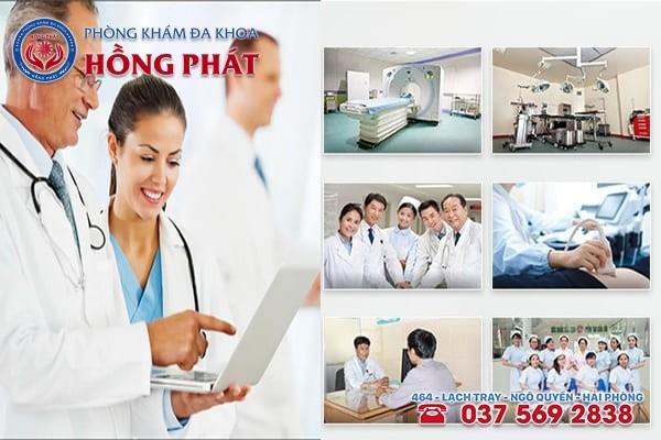Phòng Khám Hồng Phát - Địa chỉ chữa yếu sinh lý hiệu quả đáng tin chọn