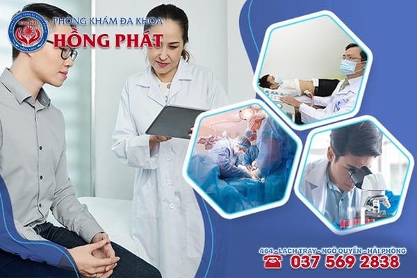 Phòng khám Hồng Phát - Địa chỉ chữa bệnh viêm mào tinh hoàn tốt, chi phí hợp lý
