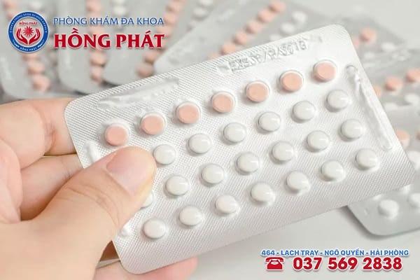 Hình ảnh thuốc tránh thai hàng ngày loại vỉ 28 viên