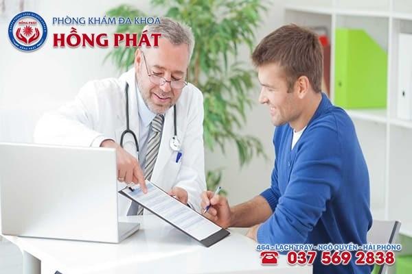Bác sĩ cần dựa vào nguyên nhân gây bệnh mới có thể chỉ định phương pháp chữa trị phù hợp