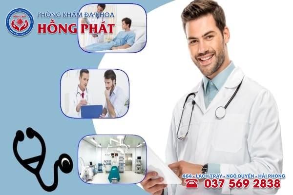 Đa khoa Hồng Phát là địa chỉ chữa vô sinh hiếm muộn hiệu quả, chuyên nghiệp