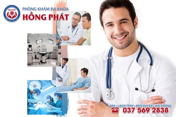 Điều trị bệnh yếu sinh lý hiệu quả và an toàn tại phòng khám Hồng Phát