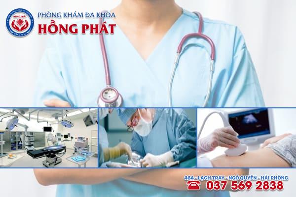 Phòng khám Hồng Phát là địa chỉ nạo phá thai an toàn và uy tín