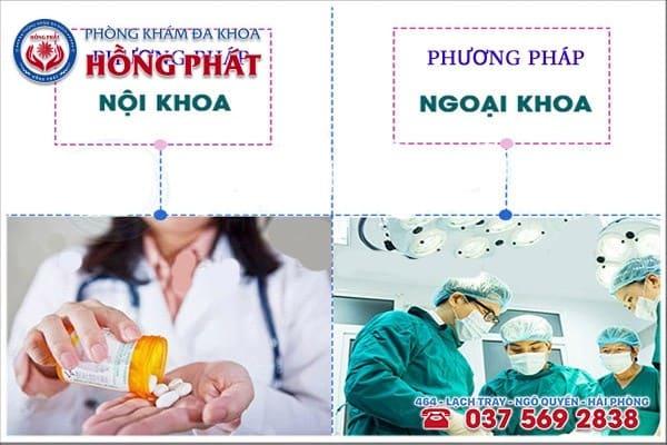 Ngứa tinh hoàn được hỗ trợ điều trị bằng phương pháp nội ngoại khoa kết hợp