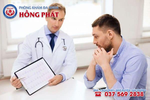 Gặp bác sĩ chuyên khoa ngay để tìm ra giải pháp chữa đau rát bao quy đầu khi quan hệ tình dục hiệu quả