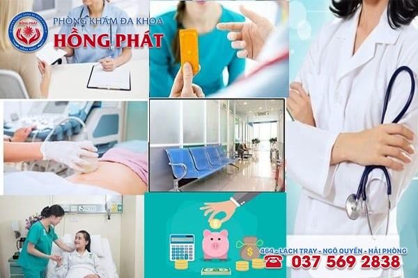 Phòng Khám Hồng Phát - Đại chỉ chữa viêm đường tiết niệu sau sinh an toàn, hiệu quả