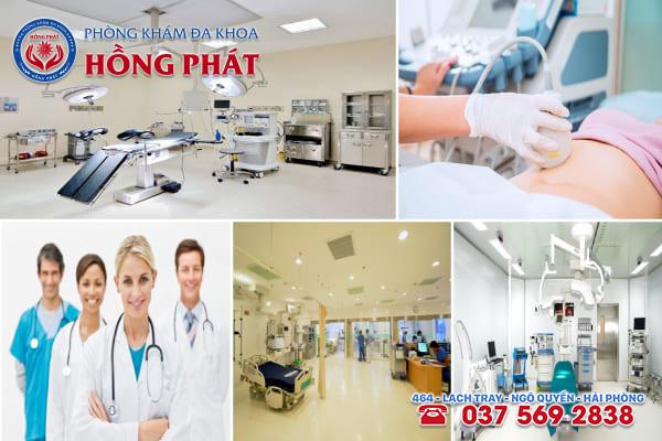 Phòng khám Hồng Phát là địa chỉ phá thai bằng thuốc tốt nhất ở Hải Dương