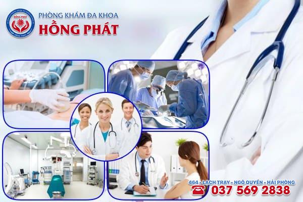 Phòng khám Hồng Phát là địa chỉ phá thai an toàn và uy tín tại Hải Phòng
