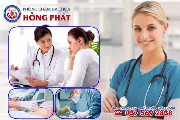 Đa khoa Hồng Phát là địa chỉ phá thai an toàn và uy tín
