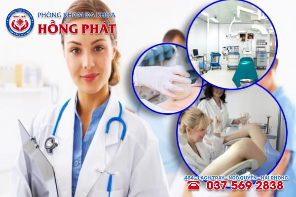 Phòng khám Hồng Phát là địa chỉ phá thai an toàn tại Hải Phòng