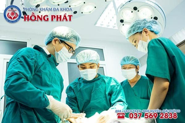 Phác đồ điều trị viêm bao quy đầu hiệu quả