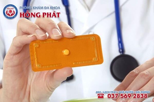 Thuốc tránh thai khẩn cấp giúp ngừa thai ngay tức thì