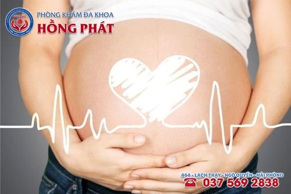 Tim thai bình thường là như thế nào?