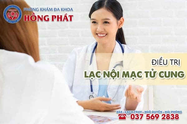 Điều trị bệnh lạc nội mạc tử cung bằng thuốc hoặc phẫu thuật