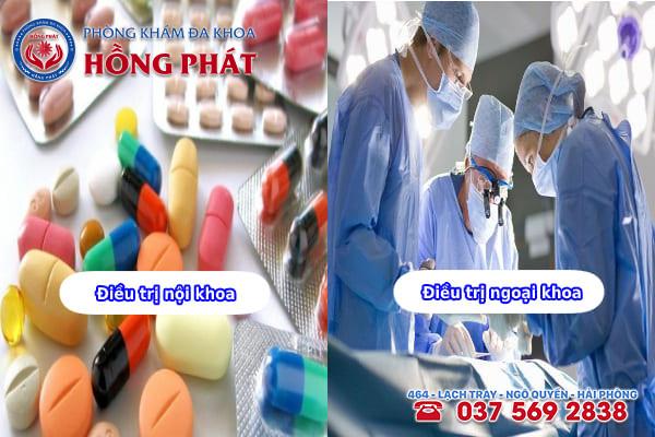 Phương pháp điều trị viêm nang tuyến Bartholin