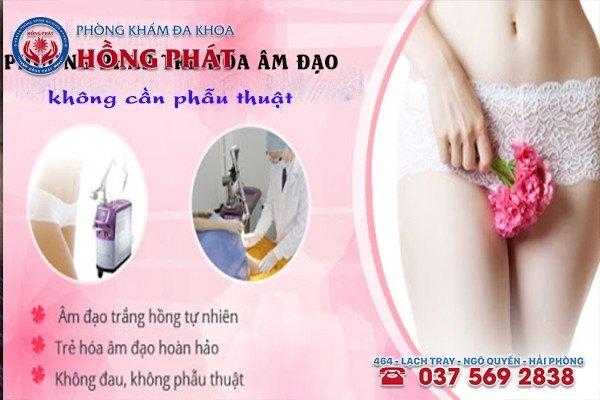 Phương pháp trẻ hóa âm đạo không cần phẫu thuật