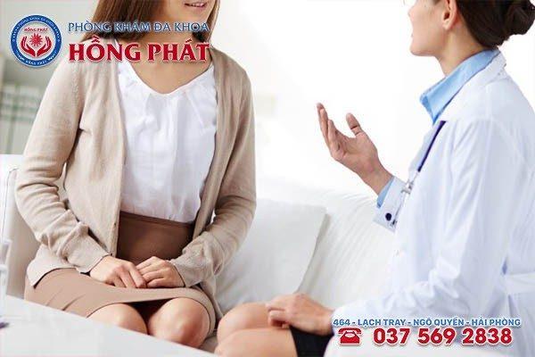 Nên gặp bác si chuyên khoa ngay khi phát hiện mang thai ngoài ý muốn