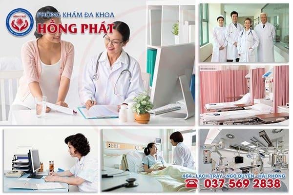 Đa Khoa Hồng Phát - Địa chỉ khám chữa bệnh hiệu quả cam kết về quyền và nghĩa vụ cho người bệnh