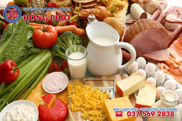 Những thực phẩm tốt cho cơ thể sau khi nạo hút thai