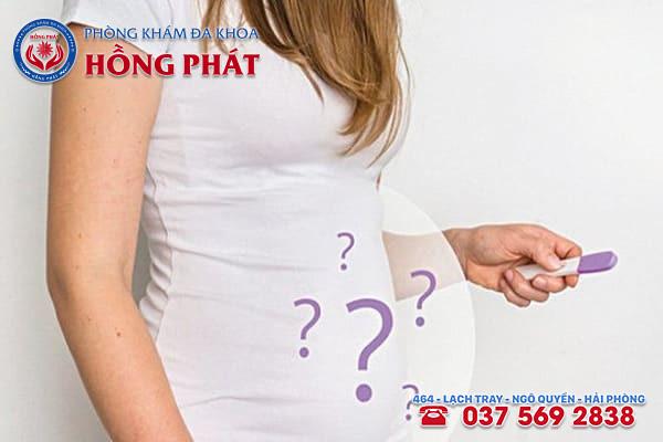 Có nhiều nguyên nhân dẫn đến tình trạng sảy thai ở nữ giới