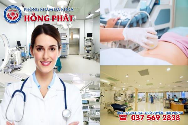Đa khoa Hồng Phát là địa chỉ chăm sóc thai sản uy tín