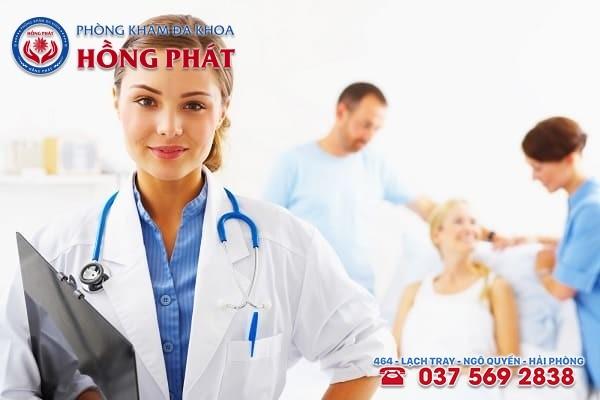 Phòng khám Đa khoa Hồng Phát - Địa chỉ khám chữa bệnh suy buồng trứng uy tín