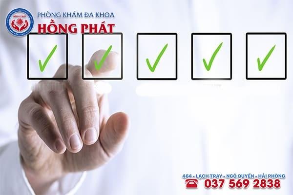 Những yếu tố nhận biết địa chỉ kiểm tra sức khỏe sinh sản ở Hải Phòng uy tín, hợp pháp
