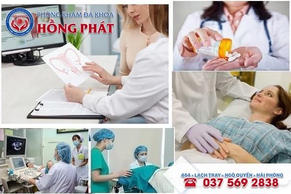 Phòng Khám Hồng Phát - Địa chỉ phá thai an toàn ở Hải Phòng nên chọn