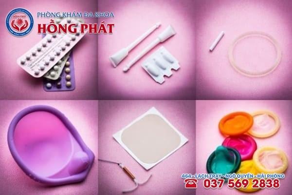 Các phương pháp tránh thai an toàn dành cho nữ