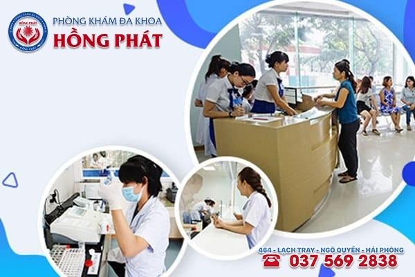 Khám sức khỏe tiền hôn nhân tại phòng khám đa khoa Hồng Phát