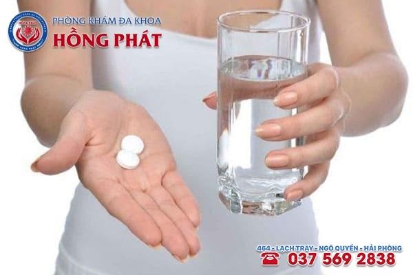 Phá thai bằng thuốc là phương pháp phá thai thường được sử dụng