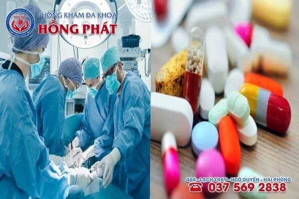 Thuốc điều trị nang naboth cổ tử cung