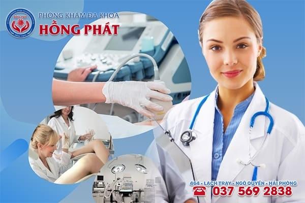 Phòng khám Hồng Phát là địa chỉ đình chỉ thai an toàn và chất lượng